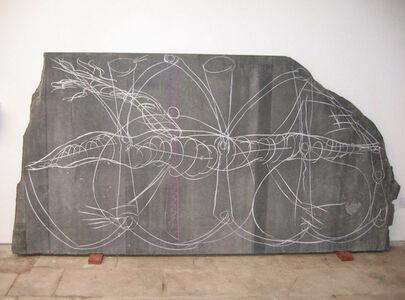 Mario Merz, 'Coccodrillo perfetto', ca. 1995