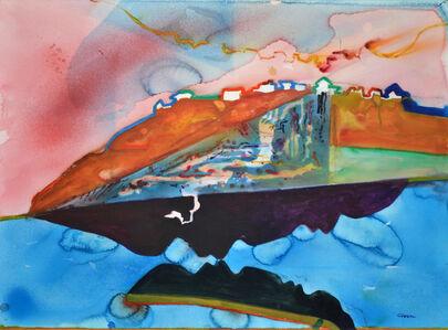 Keith Crown, 'The Southwest Ridge, Ranchos de Taos Valley', ca. 1990s