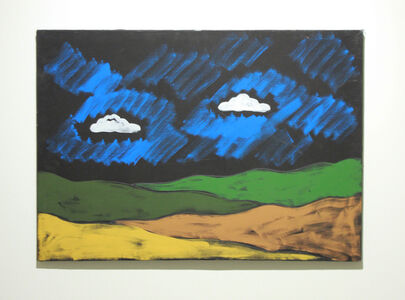 Tano Festa, 'Untitled', ca. 1980