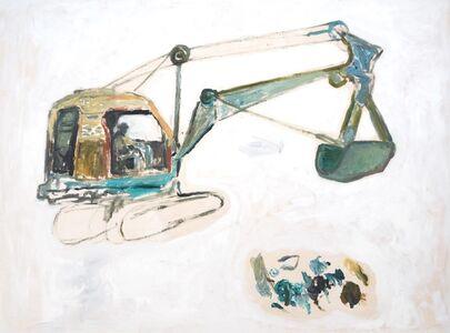 Anne-Louise Ewen, 'Excavator ', 2016
