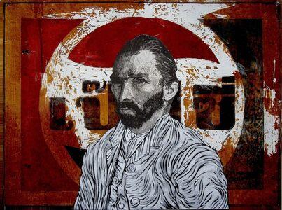 Pakpoom Silaphan, 'Van Gogh On Pepsi', 2016