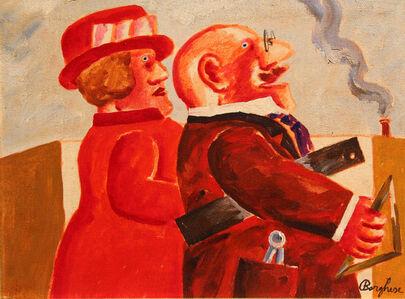 Franz Borghese, 'Senza titolo'