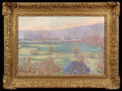 Blanche Hoschedé-Monet, 'La maison bleue aux environs de Giverny', 1880-1930