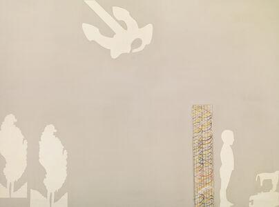 Renato Mambor, 'An.Be.Co.', 1966