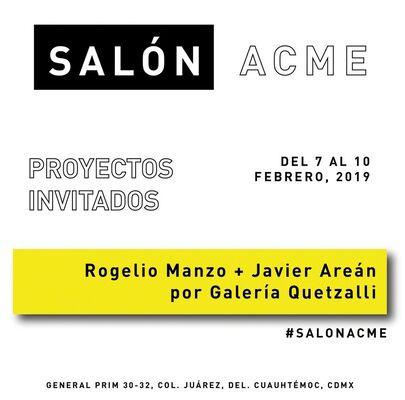 Galería Quetzalli at Salón ACME 2019, installation view