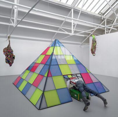 Folkert de Jong - Beginnings, installation view