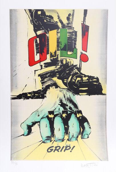 Gianni Bertini, 'Grip', 2002