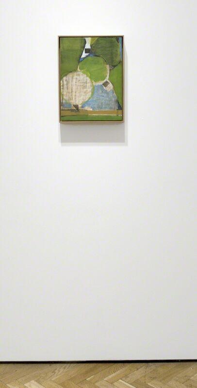 Matthew Burrows, 'Storm', 2016, Painting, Oil on board, Vigo Gallery