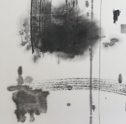 """Sound"" by Shohei Adachi, installation view"