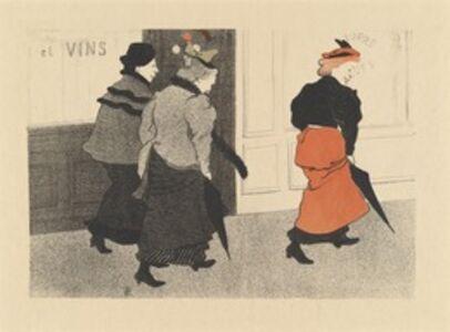 Hermann-Paul, 'Milliners (Modistes)', 1894