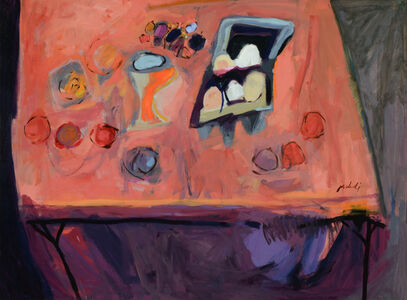 Zygmund Jankowski, 'Eggs on Table', n.d.