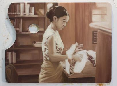 Tun Myaing, 'Mother', 2017