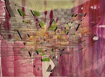Alyse Rosner, 'Shift (pink)', 2020