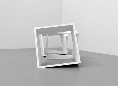 Thomas Lendvai, 'Four Units (Steel Study)', 2017