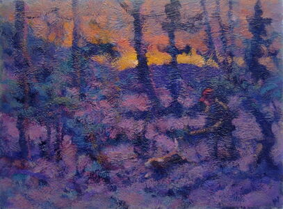 Don Wynn, 'Rabbit Hunters', 2007