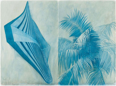 Robert Stackhouse, 'Blue 5606', 2006