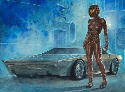 Anthony Palumbo, 'Outrun', 2017