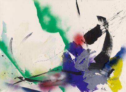 Jean Miotte, 'Untitled', c. 1988-1990