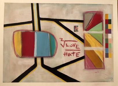 Samuel Iztueta, 'Love Hate', 2019