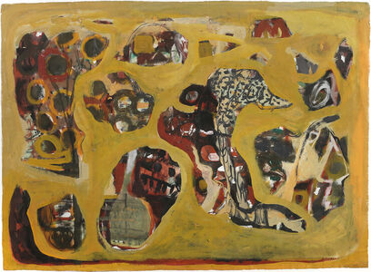 Gina Knee, 'Untitled (Abstraction)', 1945