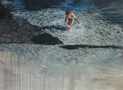 Cveta Markova, 'The Pool II ', 2017