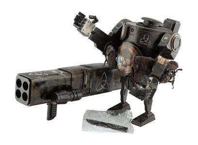 Ashley Wood, 'World War Robot: Heavy Bramble, NW', 2010