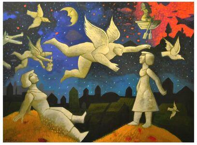Nazir Tanbouli, 'Dream Escape no.1 ', 2020