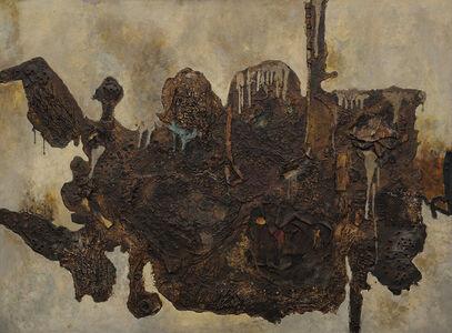 Elwyn Lynn, 'Pompeii', 1961
