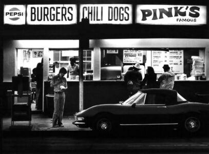 Max Yavno, 'Pink's', 1977