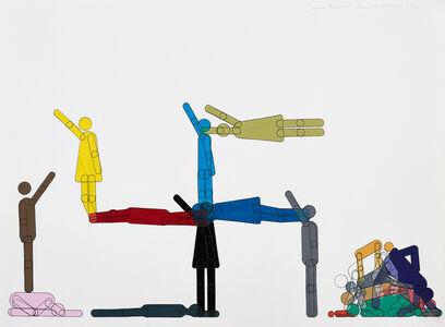 Lars Arrhenius, 'Society Theater 2', 2016