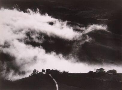 Mario Giacomelli, 'Ho la testa piena mamma', 1985