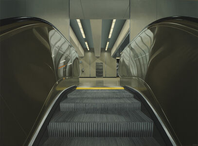 Peter Harris, 'Escalator', 2020