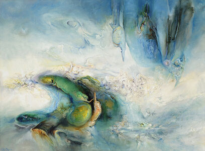 James Gleeson, 'Seethe to a Beginning', 2006