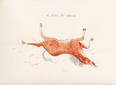 Kevin Simón Mancera, 'Al final del camino', 2017
