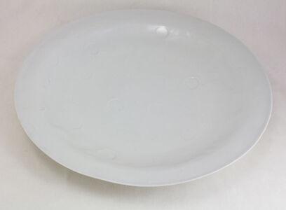 Uko Morita, 'Trio of Large Serving Platters', 2018
