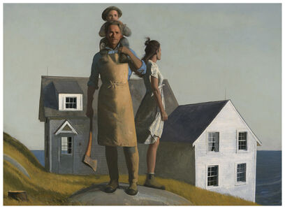 Bo Bartlett, 'Homestead'