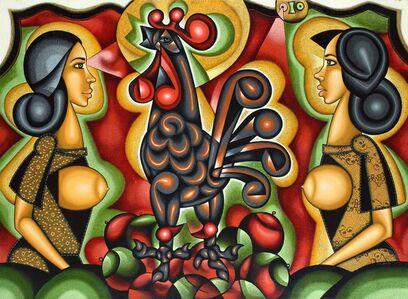 Carlos Luna, 'Cabron', 2000