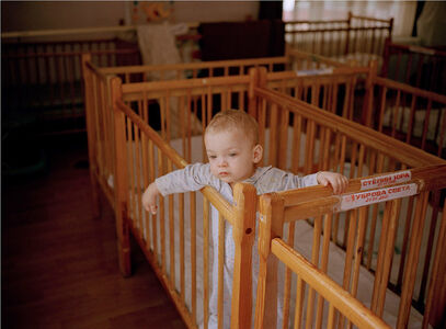 Andrea Diefenbach, 'Untitled (Odessa Orphanage)', 2006
