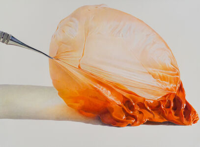 Julia Randall, 'Pulled Orange Crush', 2013