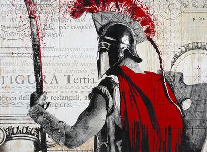 Nomade, 'Figura Tertia', 2010