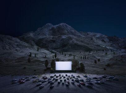 Thomas Wrede, 'The luminous Screen ', 2015