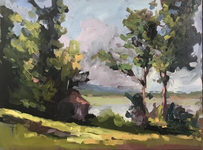 Julie Friedman, 'Long Lake Summer', 2017
