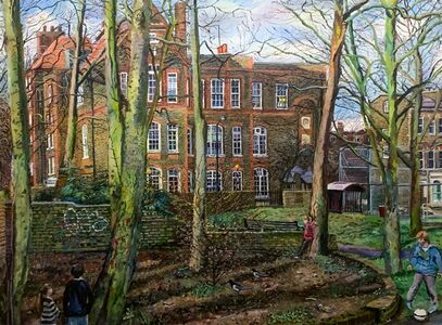 Melissa Scott-Miller, 'Islington School II', Contemporary