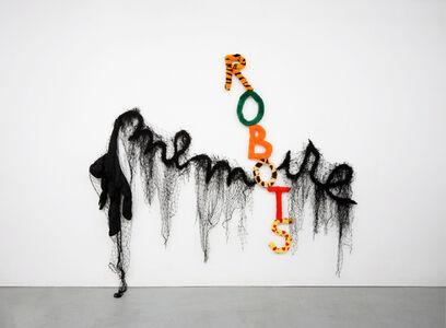 Annette Messager, 'Mémoire Robots (Memory Robots)', 2015