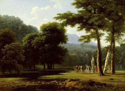 Jean Victor Bertin, 'Landscape', 1804