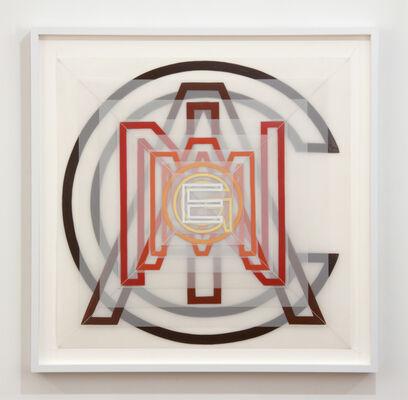 Joe Amrhein: Post Factual, installation view