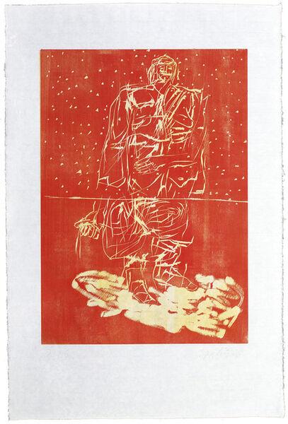Georg Baselitz, 'Der Hirte', 2007