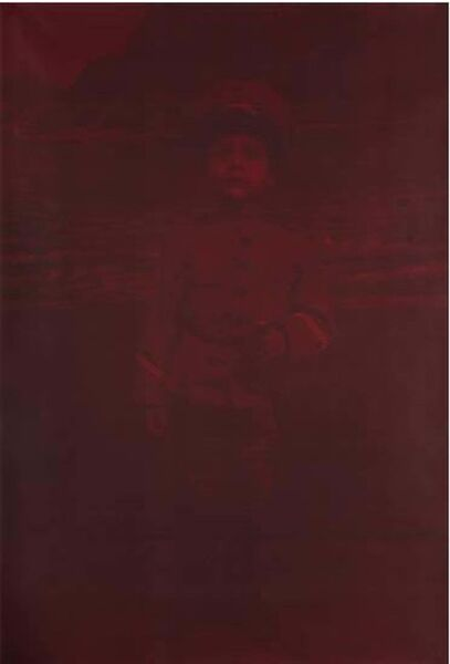 Rosângela Rennó, 'Untitled, from the Red Series', 2001