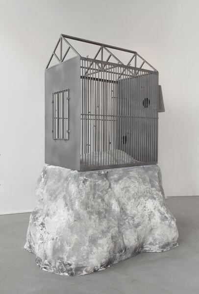 Joris Van de Moortel, 'Gardenhouse / Birdhouse', 2018
