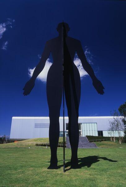 Jonathan Borofsky, 'Male/Female', 1999